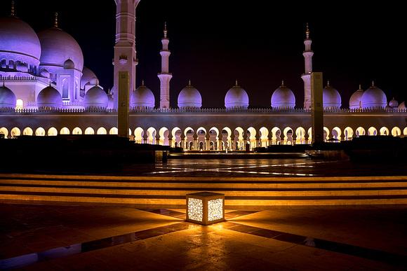 Grand Mosque the Light